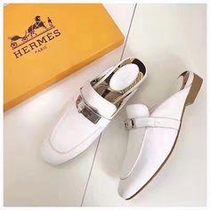 Hermes Shoes, Chanel Ballet Flats, Espadrilles, Sandals, Accessories, Fashion, Shoe, Bag, Espadrilles Outfit