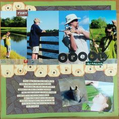 scrapbooking with tags - step by step tutorial-------------------------------------live. love. scrap.