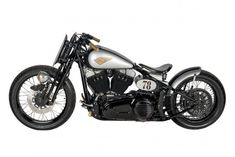 Strike Back | Custom Bikes from the Award Winning Shaw Speed & Custom