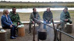 Το Κουτσαβάκι: Ο Πούτιν και ο  Μεντβέντεφ  έφαγαν  σούπα μαζί με ...
