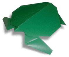 tortoise origami