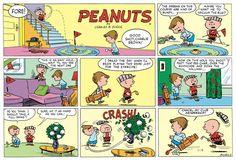 Peanuts Begins Comic Strip, October 16, 2016     on GoComics.com