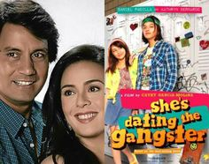 she is dating the gangster - Google Search Kathryn Bernardo, Filipino, Dramas, Dating, Google Search, Film, Books, Movies, Movie Posters