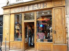 VINTAGE DESIRE although it's a tiny shop, you will find the best budget prices here. Its open 7 days a week until Thrift Store Shopping, Paris Shopping, Tiny Shop, Top Hotels, Best Budget, Paris Travel, Rental Apartments, Places To Go, Restaurant