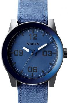 #new #nixon #montres #watch #watches #corporal #timefy