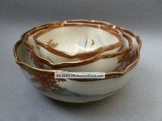 antique nesting bowls - Google Search