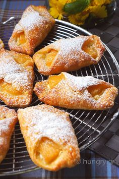 Kitchen Stories: Pineapple and Cream Cheese Pastry Pockets