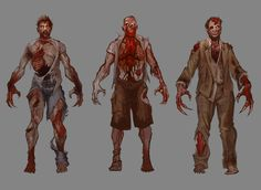 View an image titled 'Zombies Art' in our Resident Evil: Operation Raccoon City art gallery featuring official character designs, concept art, and promo pictures. Apocalypse Survivor, Apocalypse Art, Zombie Life, Zombie Walk, Character Design Cartoon, Character Art, Operation Raccoon City, Warhammer 40k, Zombie Nurse