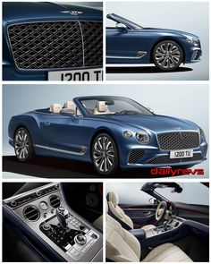 Gt Continental, Bentley Continental Gt Convertible, Lexus Lfa, Lamborghini Gallardo, Bentley Mulliner, New Bentley, Bentley Flying Spur, Bentley Motors, High End Cars