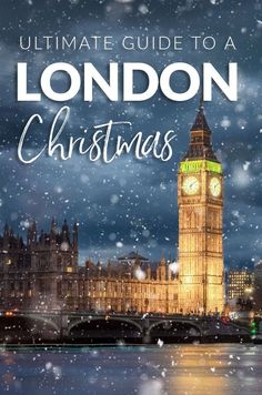 London at christmas is pure magic! my very favorite city comes to life even more during the christmas season and it is by far one of the most festive places London Christmas, Christmas Travel, Holiday Travel, Christmas Holiday, England Christmas, Camping Holiday, Christmas Markets, Europe Travel Tips, European Travel