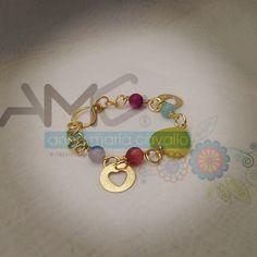 Hermosa pulsera línea #Colors  #AMC #AnnaMariaCavallo #accesorios #woman #orfebrería #design #style #fashion #moda #beauty #love #DiseñoNacional #love #instafollow #designersvenezuela #mmodavenezuela