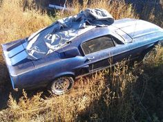 1967 Ford Mustang GT500 Fastback Rare Find at the OK Corral