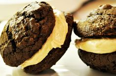 Whoopie Pies with Salted Caramel Buttercream Recipe