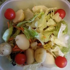 #summersalad  #food  #cooking  Making a yummy salad for lunch! #vine