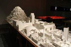 Mike Kelley : Educational Complex Onwards (1995-2008) by Marc Wathieu, via Flickr