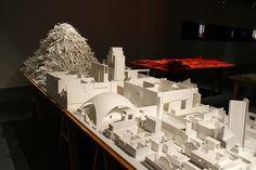 Mike Kelley : Educational Complex Onwards (1995-2008) by Marc Wathieu, via Flickr