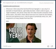 He's awesome. I really think that Gabriel should come back
