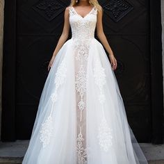 Love this weddding dress by @oksana_mukha_official model @katerina_yalova ... #Shop wide selection of #women #dresses at http://buysdresses.com #ladies #fashion # beautiful #trendy#iwantit #Clothing #Accessories #Jewel #Special #Occasion dress Night Out dress Cocktail dress Casual dress Wear to Work dress Sweater Dresses Wedding dresses