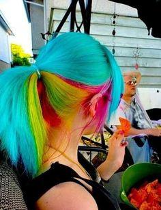 awsome hair | Awesome Hair!