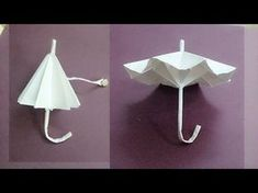 Learn how to make a beautiful origami Sakura Star designed by Ali Bahmani. This origami flower is made starting with 1 sheet of square paper. Origami Rose, Diy Origami, Origami Hand, Origami Simple, Origami Butterfly, Useful Origami, Origami Stars, Origami Umbrella Easy, Origami Folding