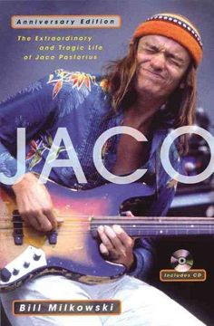 A fitting tribute to the troubled genius who revolutionized electric bass playing and bridged the gaps between jazz, R B, rock and funk. From his early days in R B club bands through his inter Rock N Roll, Jaco Pastorius, Book Annotation, Online Music Stores, Weather Report, Miles Davis, Jazz Musicians, Jazz Festival, Childhood Friends