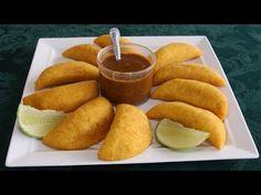 Prepara unas deliciosas quesadillas fritas con jaiba - YouTube