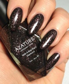 This is my FAVORITE color in this line...Azature Chocolate Diamond