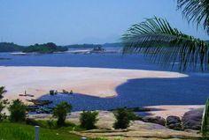 Praia e Serra da Bela Adormecida, São Gabriel da Cachoeira