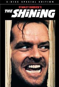 To be honest with you, I thought this was not like the Stephen King book--a bit over the top. However, if you put the book aside, this was one scary flick and Jack Nicholson was terrifying. Loved it.