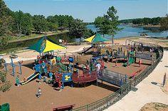 Craighead Forest Park, Jonesboro, Arkansas