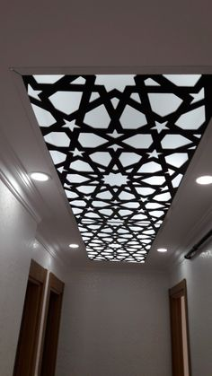 8 Sublime Useful Ideas: False Ceiling Design Window circular false ceiling lights.False Ceiling Ideas Home false ceiling bedroom tvs. Led Lights, Tile Design, Wall Design, Ceiling Decor, Ceiling Lights, Ceiling Design, Ceiling Beams, Ceiling Panels, False Ceiling