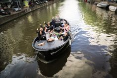 We love to encourage the team bonding by using our own TravelBird boat!