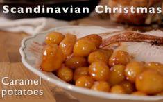 Danish Christmas caramel potatoes recipe  Danish cook Trine Hahnemann shows how to prepare the traditional Danish   alternative to Christmas roast potatoes.