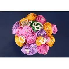 Multicolour Flowers Bunch