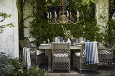 Harrington Armchair   Garden   Neptune