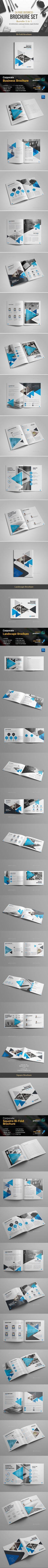 Brochure Set 3 In 1