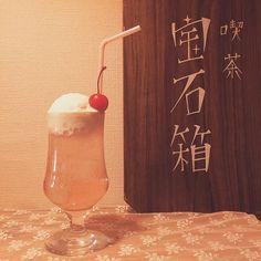 しゅわっと弾ける乙女ゴコロ。全国のかわいいクリームソーダのお店3選|MERY [メリー]