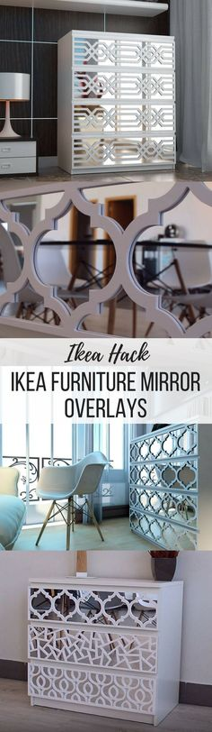 Easily Glam Up Your IKEA Furniture With These Easy To Apply Smart Layers!