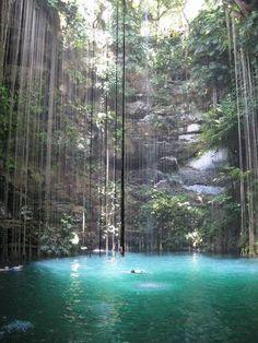 Cenote Ik´kil
