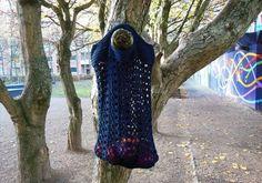 Free crochet pattern with chart