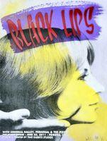 Black Lips Poster - The Glass House, Pomona - Two Rabbits