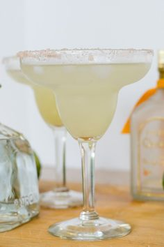 The best Margarita recipe with the perfect sweet & sour balance. Additional delicious recipes for your Cinco de Mayo soup, salad, main entree and desserts.