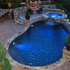 Outdoor Hot Tubs Design, Pictures, Remodel, Decor and Ideas - page 16