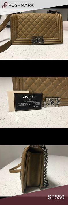 Chanel Boy bag Excellent condition CHANEL Bags