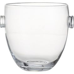 Park Wine-Champagne Bucket  | Crate and Barrel