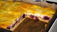 A töltelék valami isteni! A recept annyira könnyű, hogy bárki meg tudja csinálni, mert a bögrés sütiket nem lehet elrontani! Hozzávalók: (2-dl bögrét használunk a hozzávalók kiméréséhez) másfél bögre cukor 20 dkg vaj 4 tojás 3 bögre... Gourmet Recipes, My Recipes, Cake Recipes, Dessert Recipes, Hungarian Desserts, Hungarian Recipes, Jacque Pepin, Kids Meals, Nutella