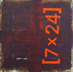 Malerierne: Arkiv 20x20