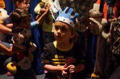 El juguete mágico * Grupo: Exilir (Bogota) * Manicomio de muñecos * Foto: Paola Camacho * Décima Fiesta de las Artes Escénicas