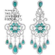 As official partner to the Cannes Film Festival we are excited to see the unveiling of the latest @chopard Red Carpet collection ahead of the two week extravaganza - Chopard one-of-a-kind Paraiba tourmaline earrings with diamonds #chopard #redcarpetcollection #chopardredcarpet #paraibatourmalines #diamonds #cannesfilmfestival #luxury #ultimateluxury