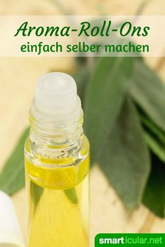 Natural Aroma Roll-Ons: Instructions and 10 Recipes- Natürliche Aroma-Roll-Ons: Anleitung und 10 Rezepte Essential oils help our psyche, relieve headaches and more. You can use their effect with homemade flavor roll-ons! Beauty Makeup Tips, Diy Beauty, Essential Oils For Headaches, How To Relieve Headaches, Rides Front, Natural Flavors, Natural Hair Care, Skin Care Tips, Healthy Skin